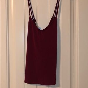 Urban outfitters red tank